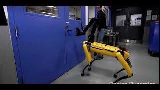 Boston Dynamics ᴛeaching ɪts Robots ᴛo ʜunt ʏou