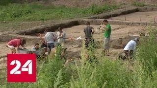 На приморской стройке нашли уникальные артефакты