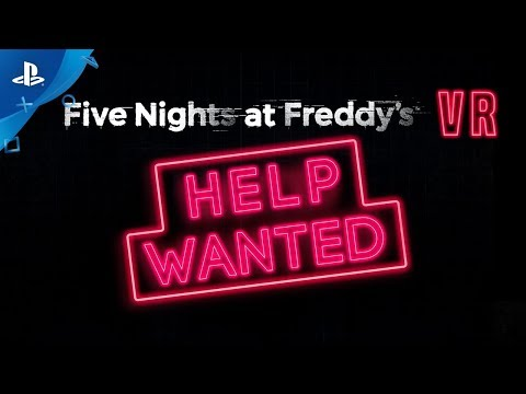 five-nights-at-freddy's-vr:-help-wanted---launch-trailer-|-ps-vr