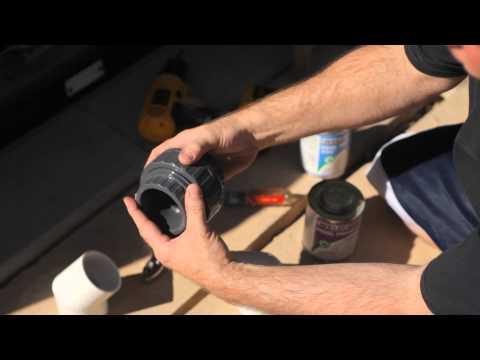 How to Repair Spa or Hot Tub Plumbing Pipes : Pools & Spas