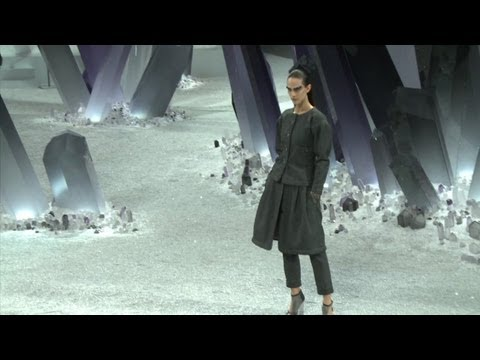 Ready-to-Wear Paris Trend Layering : a new elegance Fall/Winter 2012/2013