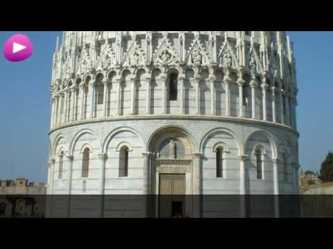 Pisa, Italy Wikipedia travel guide video. Created by http://