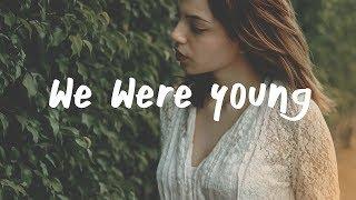 Gambar cover Kayden - We Were Young (Lyric Video)