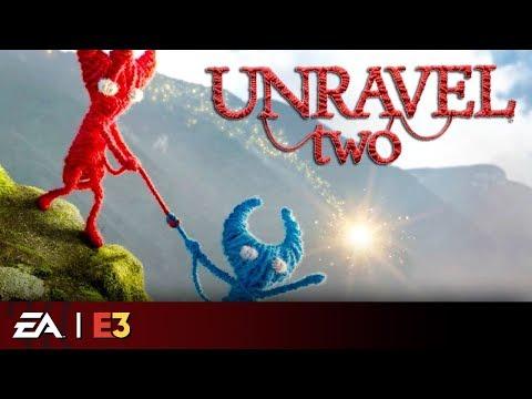 Unravel 2 Full Reveal | EA Play E3 2018