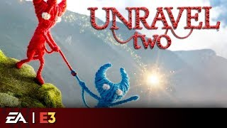 Unravel 2 Full Reveal | EA Play E3 2018