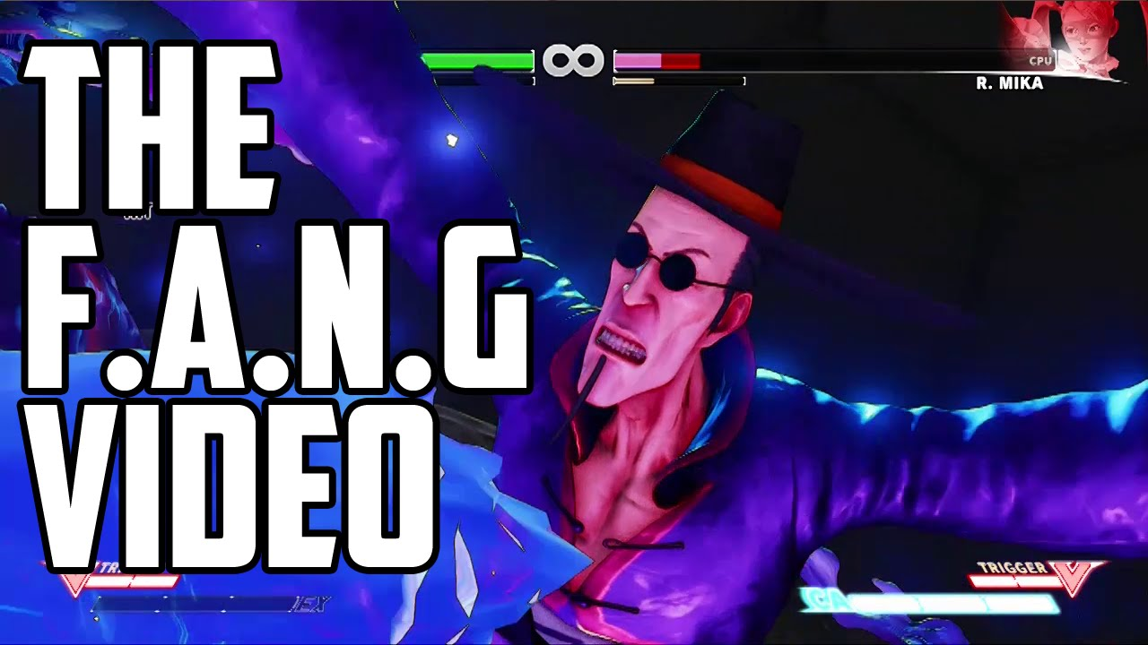 Street Fighter 5 Mega Guide: Character Combos, Techniques