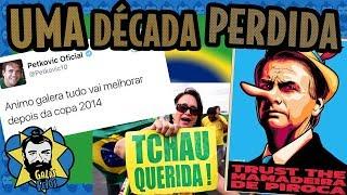 MENTIRAM PRA VOCÊ DESDE 2013   Galãs Feios...
