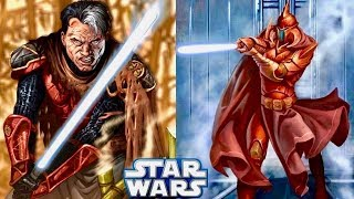7 Gray Force Orders That Competed With and Rivaled the Jedi and Sith Orders