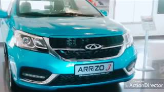Chery Arrizo 3 chez STA Automobiles