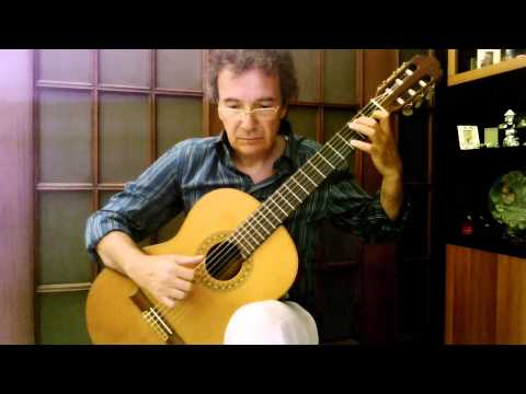 That's Amore (Classical Guitar Arrangement by Giuseppe Torrisi)