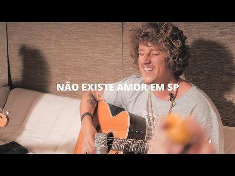 Não Existe Amor em SP - Criolo (Pedro Schin cover acústico) Nossa Toca