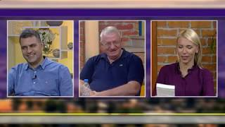 Dr Seselj o laznom cetnickom komandantu i zatvorskim uslovima Legije - DJS - (TV Happy 05.10.2018)
