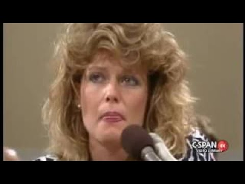Hustler fawn hall and oliver north #1