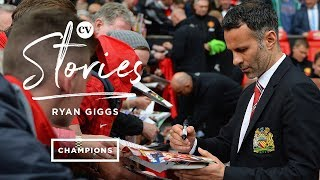 Ryan Giggs | Taking the top job at Manchester United | CV Stories
