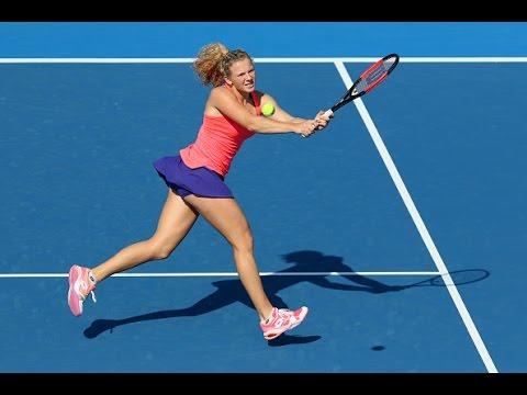 2017 Shenzhen Open Semifinals   Katerina Siniakova vs Johanna Konta   WTA Highlights