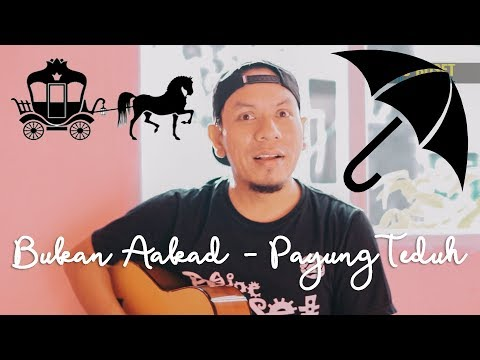 Ajo Buset Cover Bukan Akad Payung Teduh | Cover Song