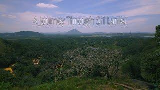 A Journey Through Sri Lanka in 4K