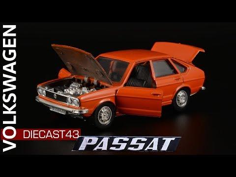 Volkswagen Passat TS 1973    Schuco    Масштабные модели автомобилей 1:43