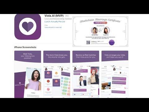 decentralized dating app