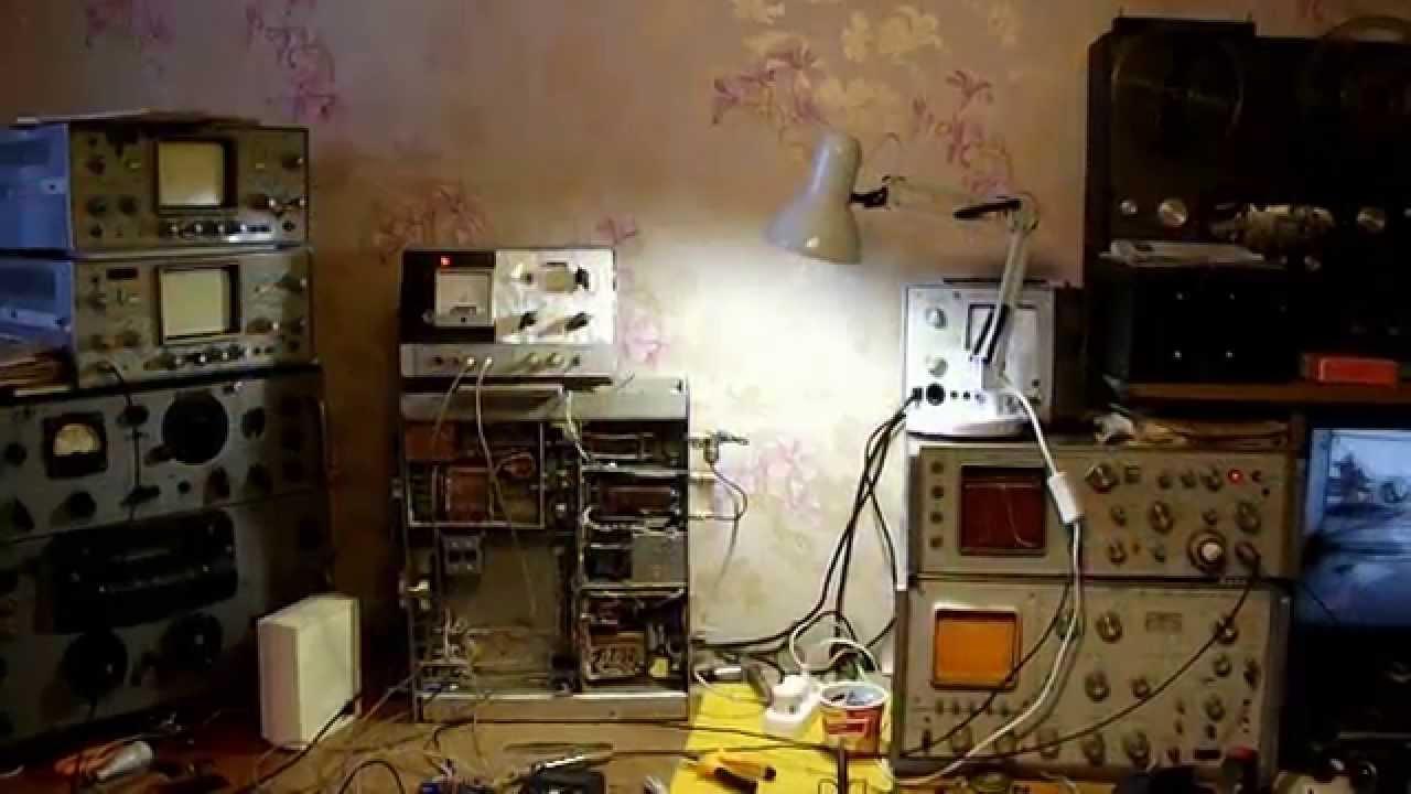 Трансивер радио 77 схема