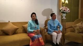Piyaphorn Tungkam & Mr. Gabriel Muller - Engagement Ceremony thumbnail