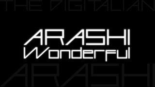 嵐/Wonderful(アルバム『THE DIGITALIAN』収録曲)