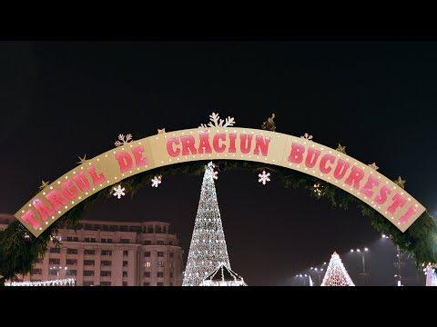 Bucharest Christmas Market 2018