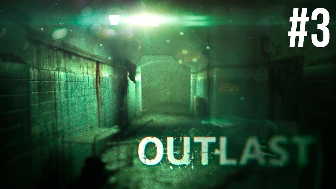 Outlast #3 - Me meto en agua con caca y el gordo me persigue, ya no me asusto con esto 👌