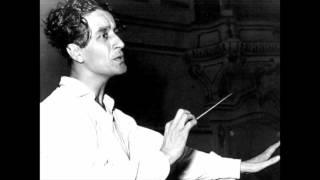 Ferruccio Busoni Berceuse élégiaque, Op. 42 live 1945 Sergiu Celibidache