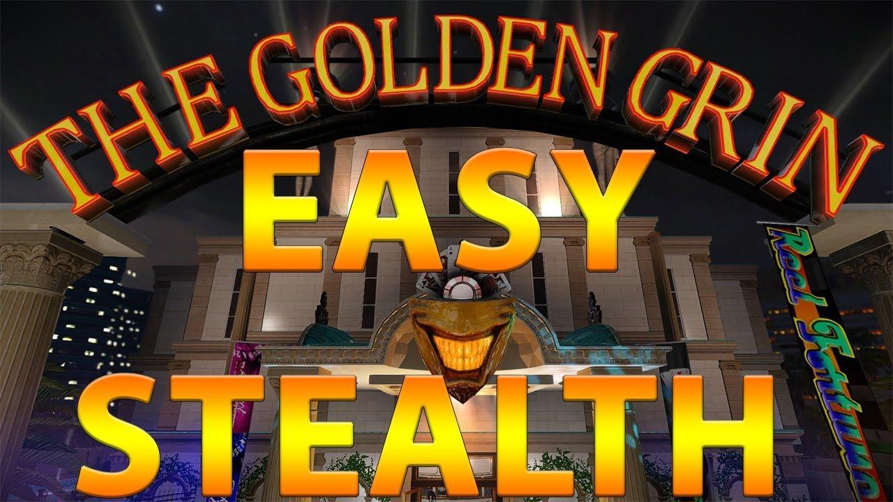 Golden Grin Casino Stealth