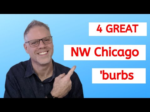Chicago Northwest Suburbs | Best Chicago Suburbs To Buy A House