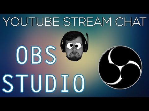 how to show twitch chat in obs