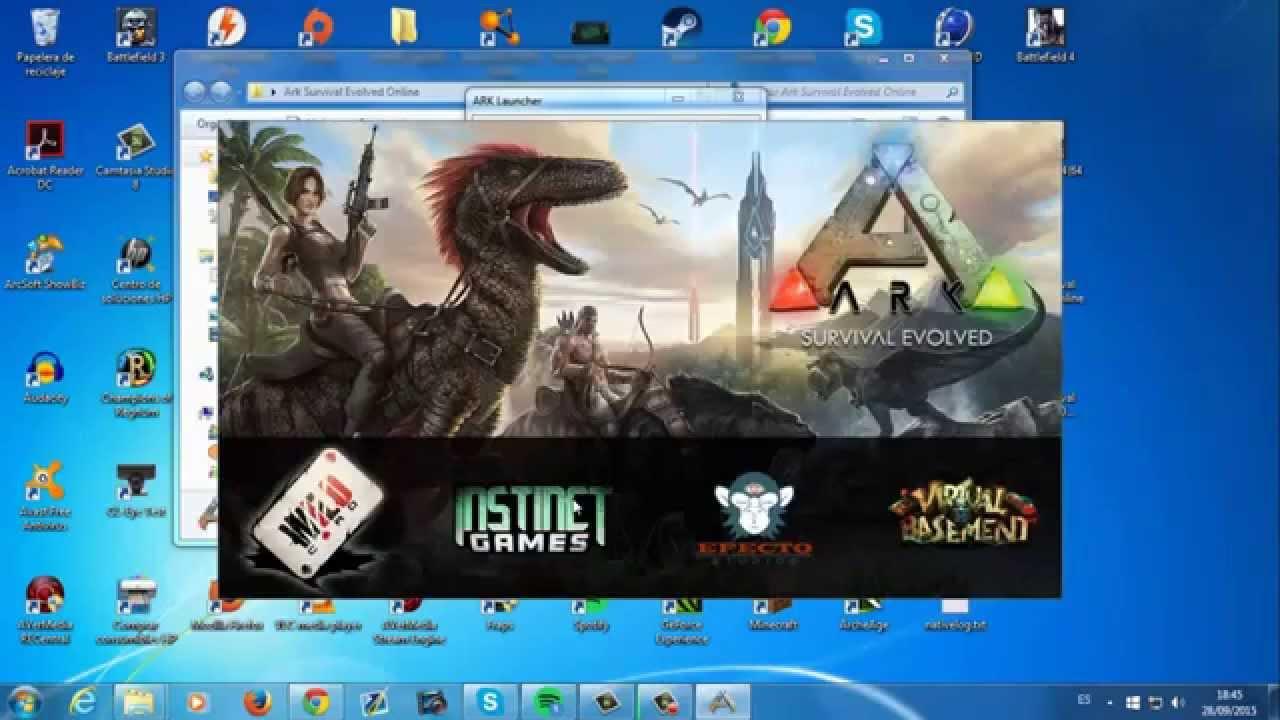 Ark survival descargar pc gratis