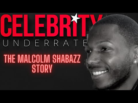 The Malcolm Shabazz Story (Malcolm X grandson)
