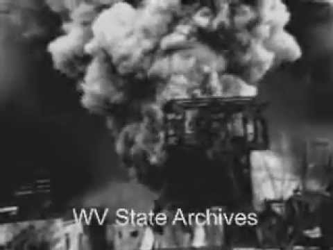 1968 Farmington Mine Disaster (West Virginia State Archives)
