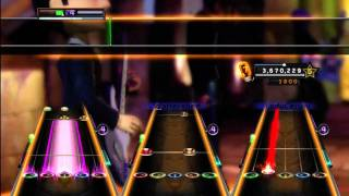 Blow Up the Outside World - Soundgarden Expert+ Full Band Guitar Hero: Warriors of Rock