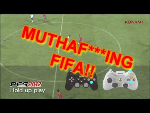 PES 2012 Hold-Up Play Trailer BREAKDOWN
