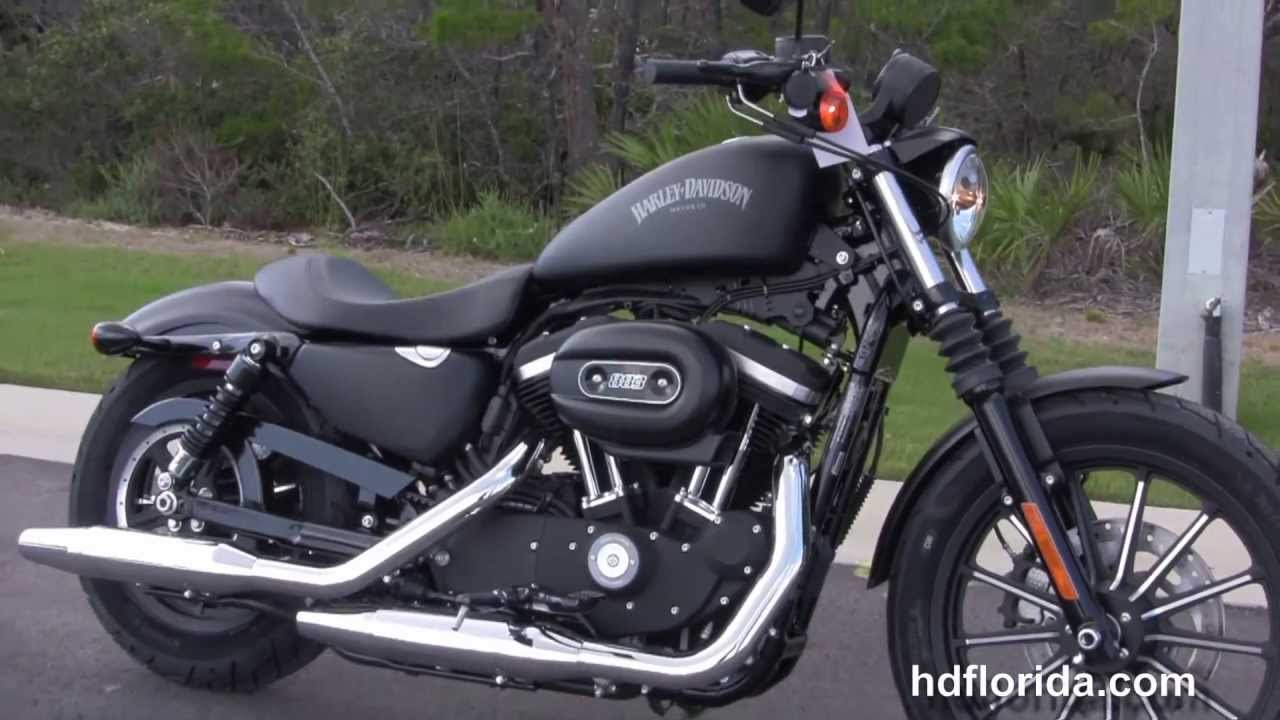 New 2014 Harley Davidson Sportster Iron 883 Motorcycles Color Specs