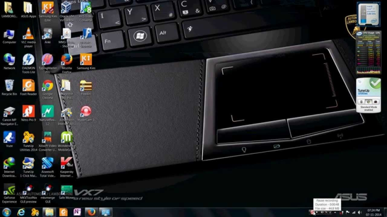 ASUS G60JX NOTEBOOK ATK MEDIA DRIVERS FOR WINDOWS 10