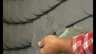 DEKARZE.PL przedstawiają: Cięcie i otworowanie łupka za pomocą nożyc Ergo-Cut