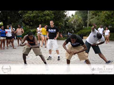 Phi Beta Sigma Stroll Off 2012 New Orleans Greek Picnic