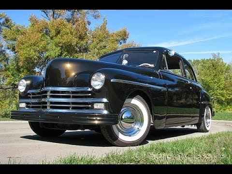 1949 plymouth deluxe coupe for sale in gorgeous brown. Black Bedroom Furniture Sets. Home Design Ideas