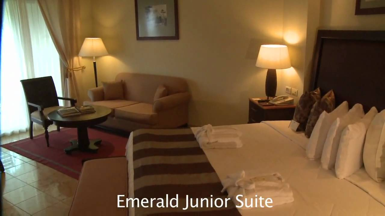 Valentin Imperial Maya Emerald Junior Suite Room Preview