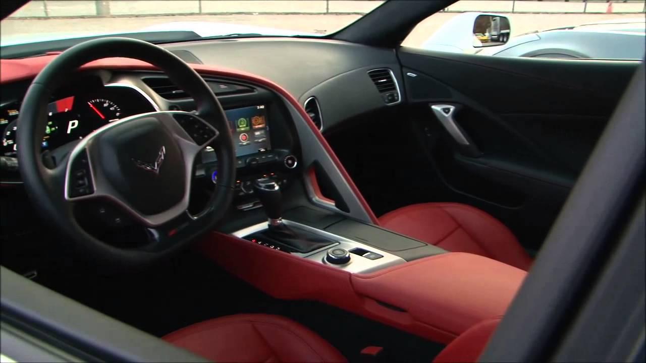 2015 Corvette Zr1 Interior