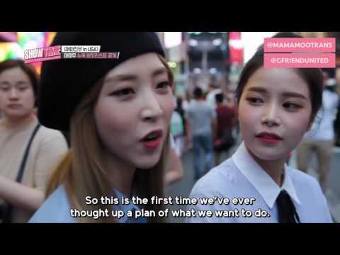 [ENG SUB] 160818 SHOWTIME Ep. 7 (Mamamoo X Gfriend) Full Episode