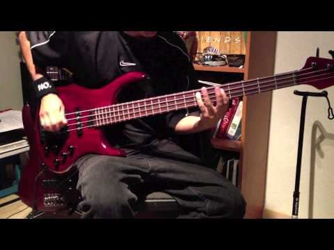 Chevelle | Face to the Floor [Bass Cover]