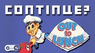 Out to Lunch (SNES) - Continue?