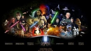 Expanding the Star Wars Universe - It