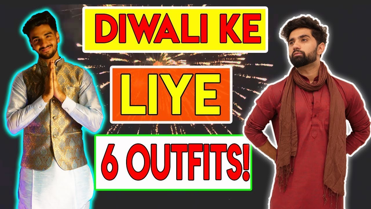 [VIDEO] - Ye 6 OUTFITS aapko DIWALI mein SABSE SEXY BANAEGI! Traditional wear for indian men's fashion 2
