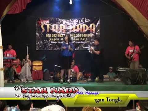 Kehilangan tongkat new star nada voc Dina renata live jembul gunung ungkal